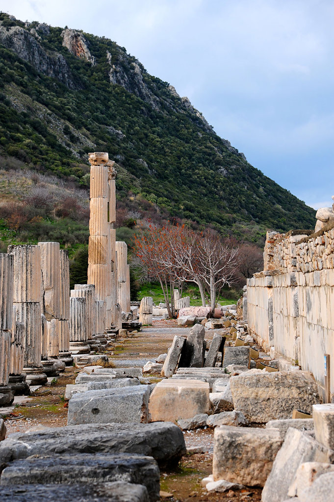 Ephesus Thoroughfare