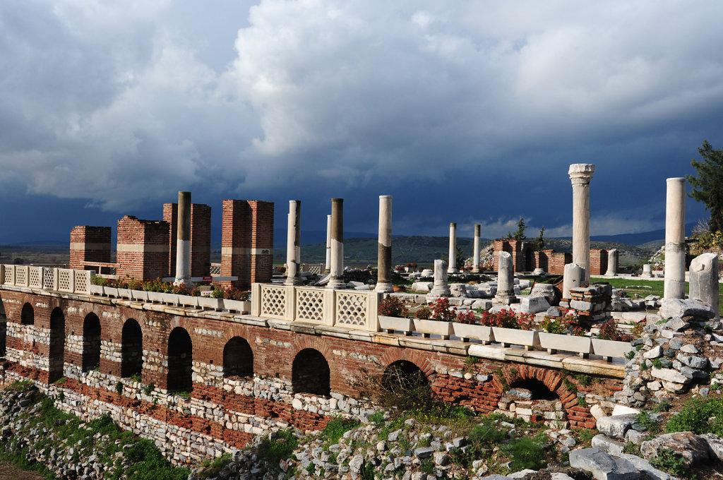 Ephesian Ruins II