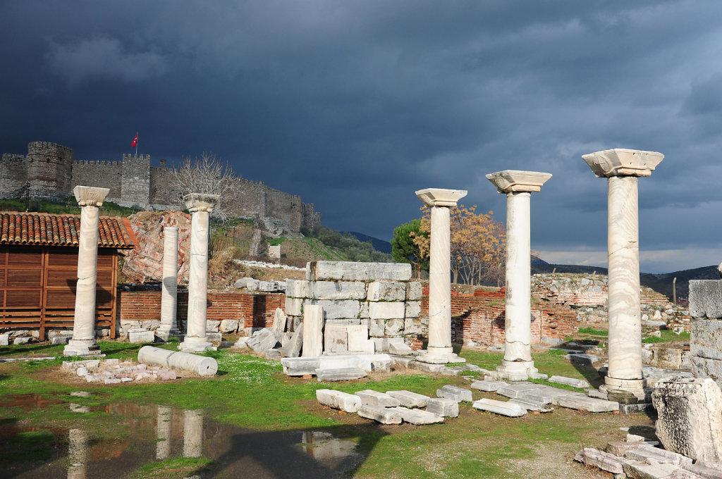 Ephesian Ruins III