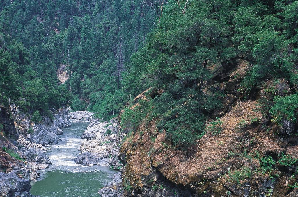 Klamath River-California